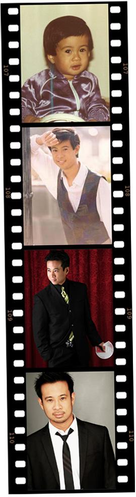 Joseph Tran Bio Filmstrip
